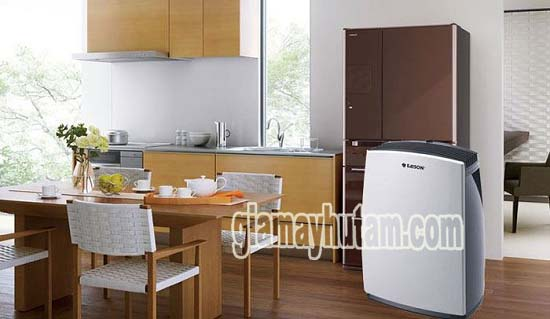 Chọn mua máy hút ẩm phù hợp với không gian gia đình