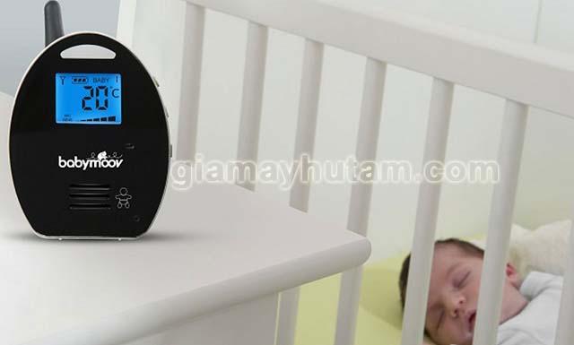 máy đo nhiệt độ phòng trẻ sơ sinh