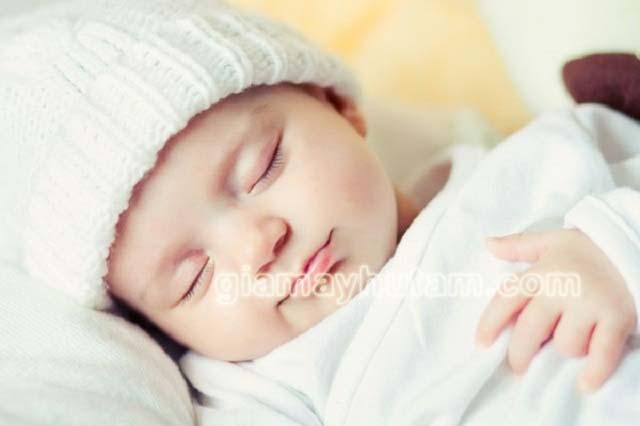 nhiệt độ phòng thích hợp cho trẻ sơ sinh