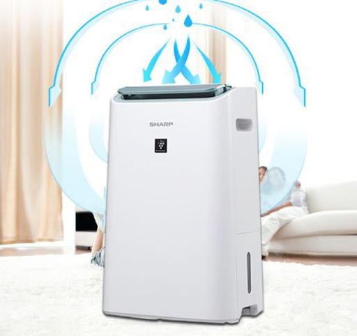 Máy hút ẩm nội địa của Nhật luôn tiết kiệm điện năng nhất