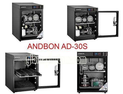 Thiết bị chống ẩm Andbon AD-30S