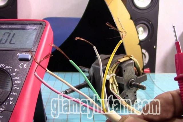 Lưu ý khí đấu dây điện quạt treo tường