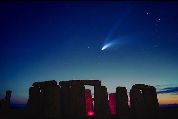 sao chổi hale bopp