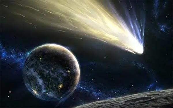 ý nghĩa của sao chổi